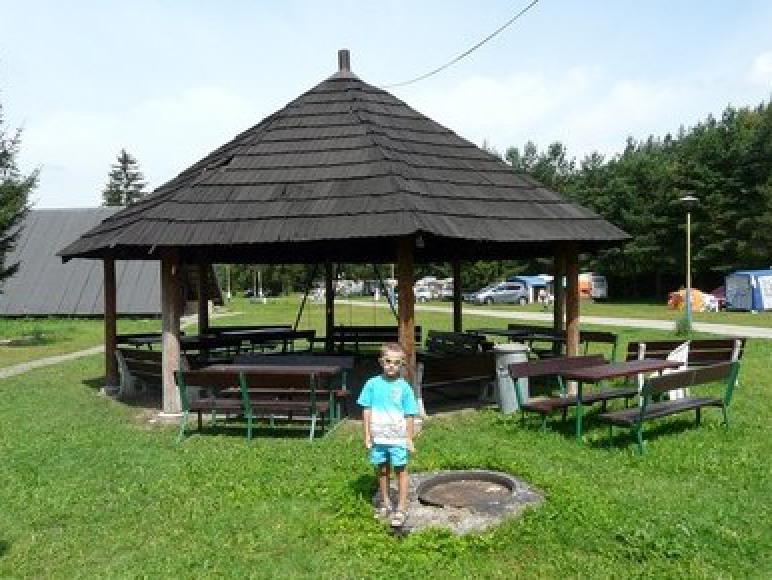 Camping Jonidło Jur-Gast