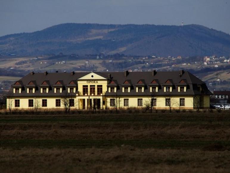 Dom Pielgrzyma Opoka