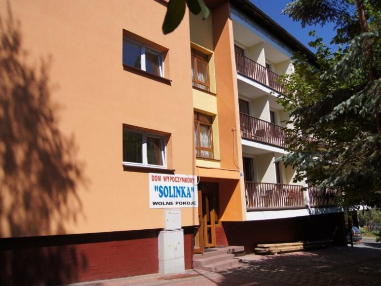 Dom Wczasowy Solinka