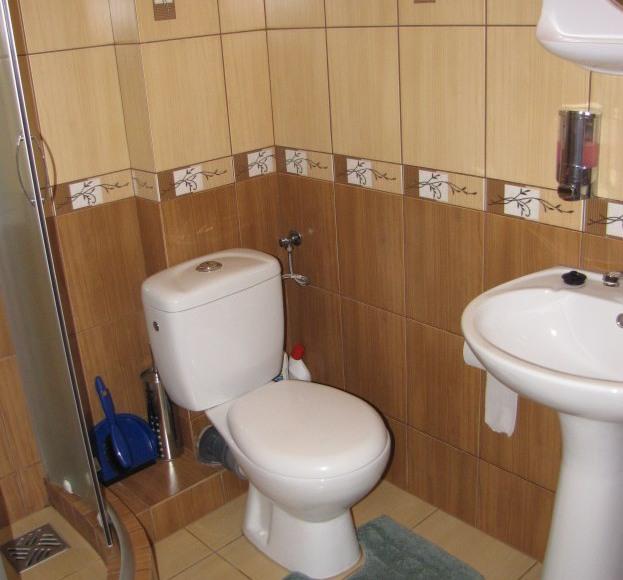 Łazienka do pokoju nr 12-IIp