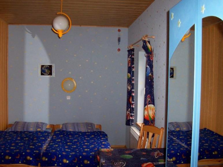Pokój kosmiczny