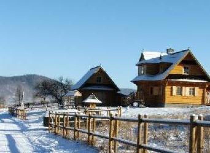 Dom Góralski - Czarna Góra