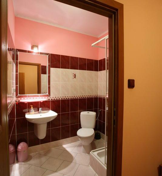 Estetyczne łazienki w Domu Pomorskim