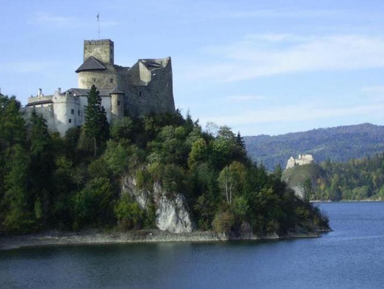 Zamek Niedzicki