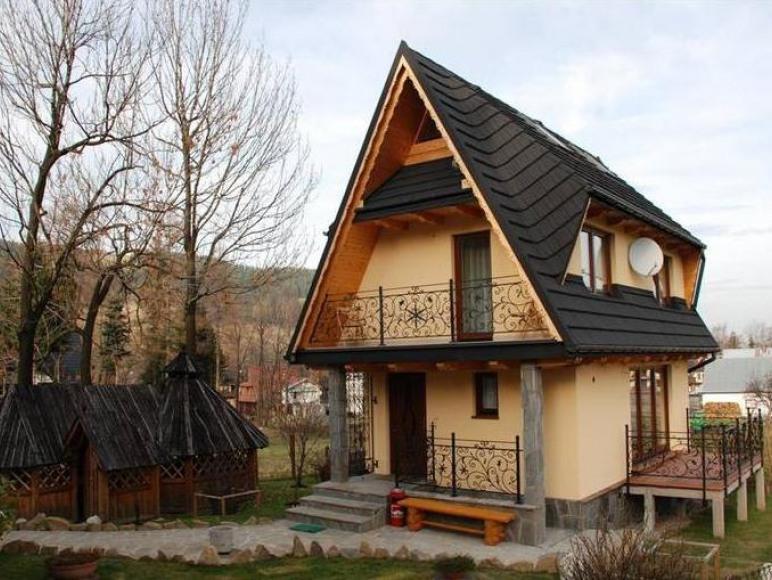 Domek Na Wierchu