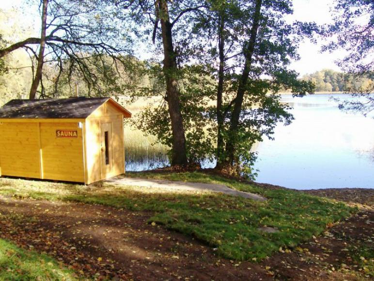 Karczma Margrabowa - sauna fińska