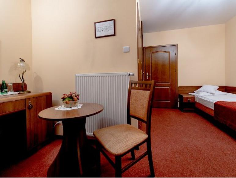 Hotel Klimtówka