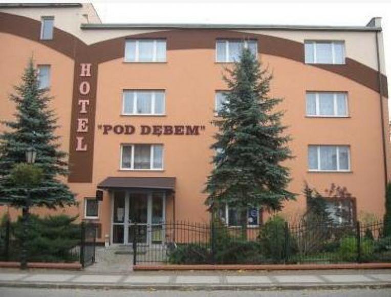 Hotelik Pod Dębem