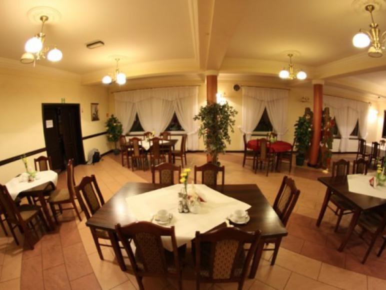 sala restauracyjna- klimatyzowana