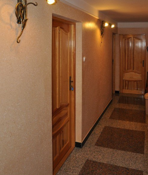Helena - korytarz