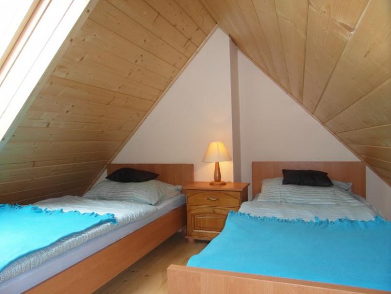 apartament 4 os z łóżkiem piętrowym - piętro