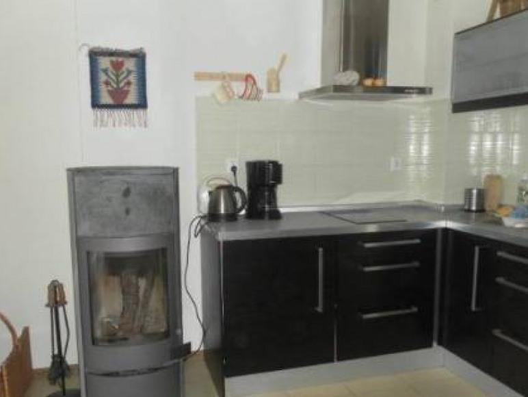 apartament nr 2 kuchnia