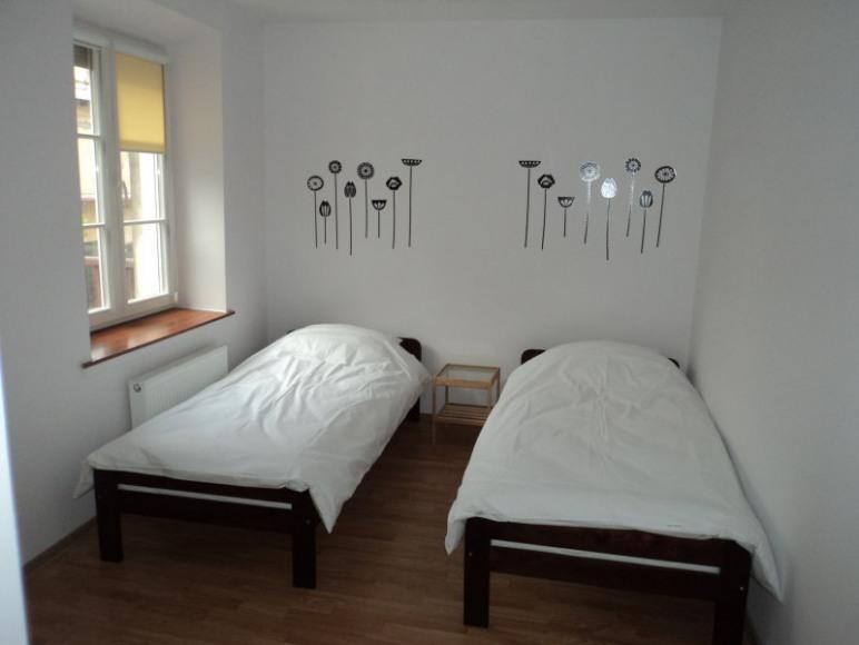 Folk Hostel, twin