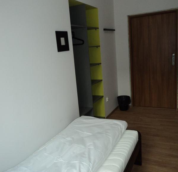 Folk Hostel, pokój dwuosobowy