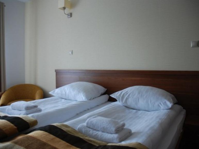 Hotel Dyminy
