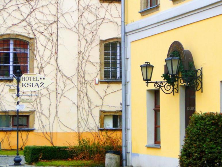 Hotel Książ