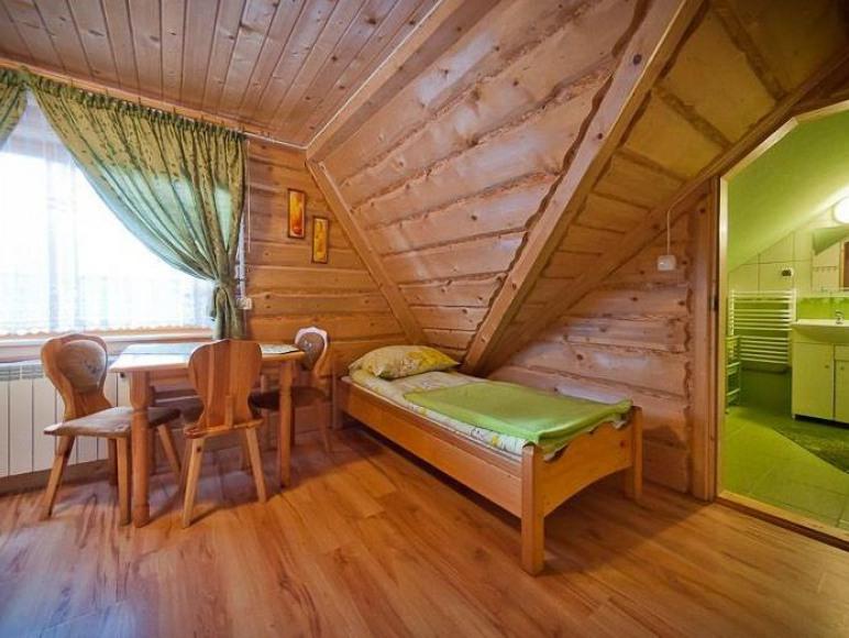 Dom Wypoczynkowy Na Polanie