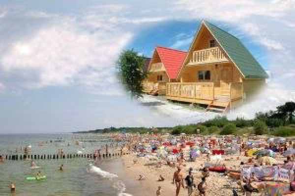 "Domki Letniskowe ""Magnolia"""