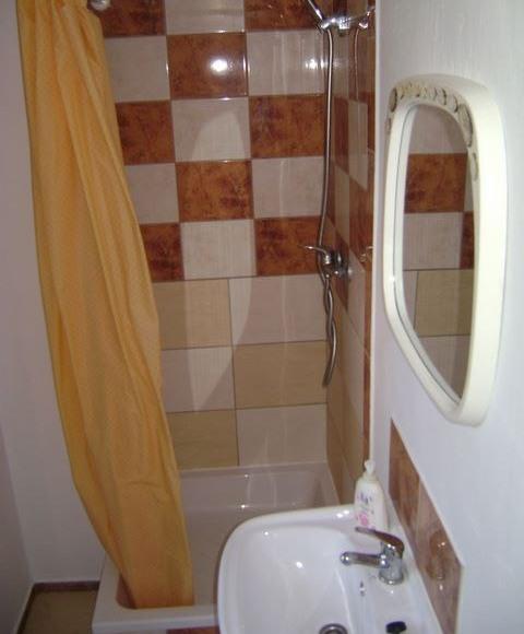 łazienka- pole namiotowe