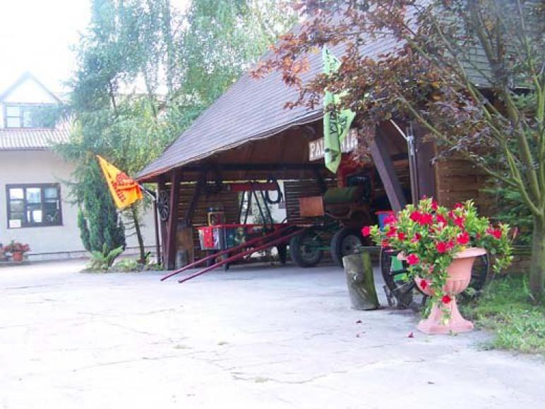 Gospodarstwo Agroturystyczne Stajnia u Kowala