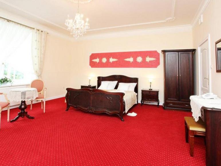 Hotel Dwór Sójki