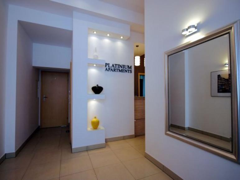 Platinium Apartments - noclegi Wrocław