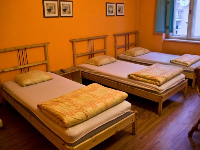 """Pokój """"Pomarańczowy"""""""