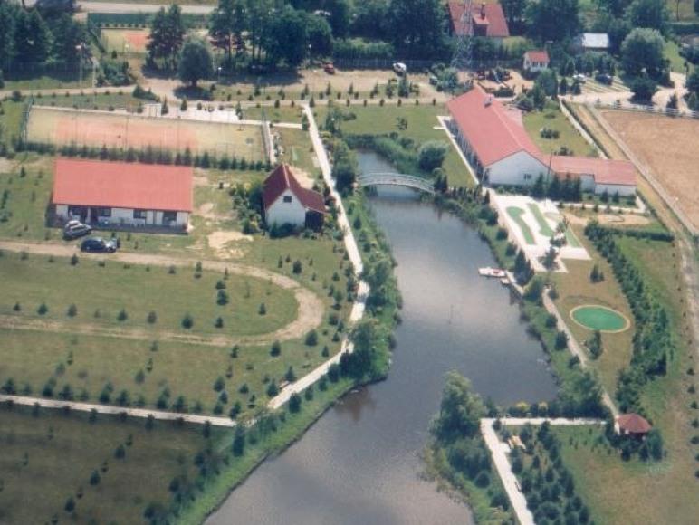 pięknie położony ośrodek z prywatnym jeziorem