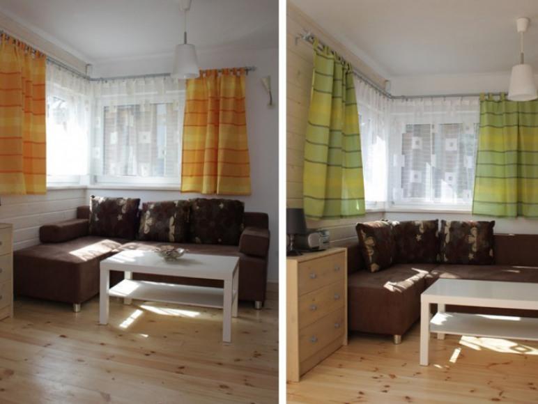 Apartamenty i Domki Bosanoga