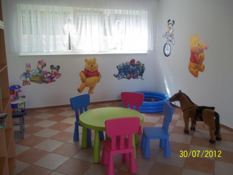 sala zabaw-świetlica