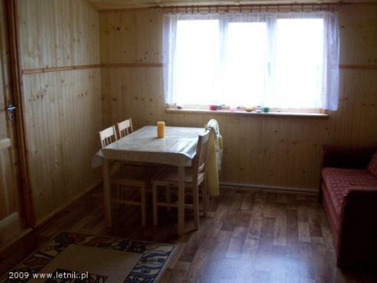 Salon domek 7 osobowy