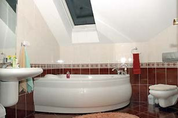 apartament LUX - łazienka