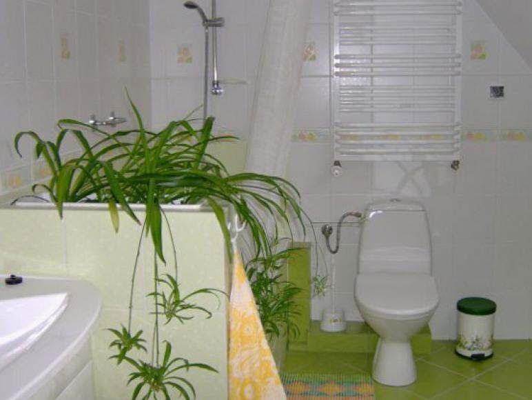 Łazienka - Dom na Skraju