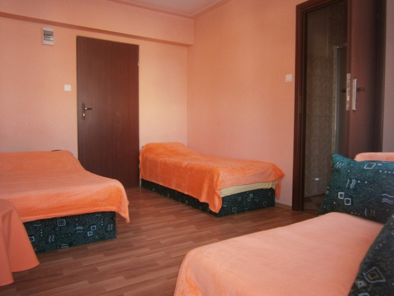 pokój 4 os Pomarańcz