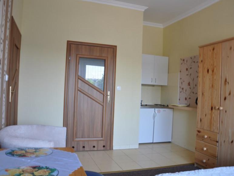 pokój 2 os. z aneksem kuchennym