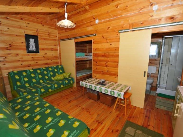 Domek typu II salon