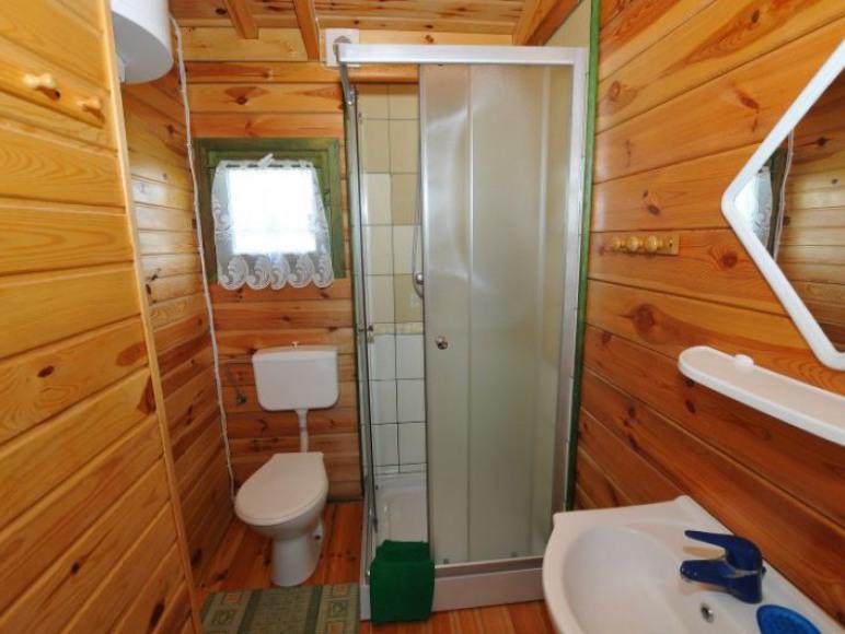 Domek typ II łazienka