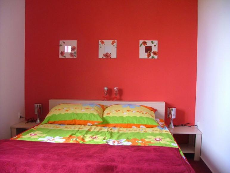 Pokój 4 osobowy Czerwony Mak