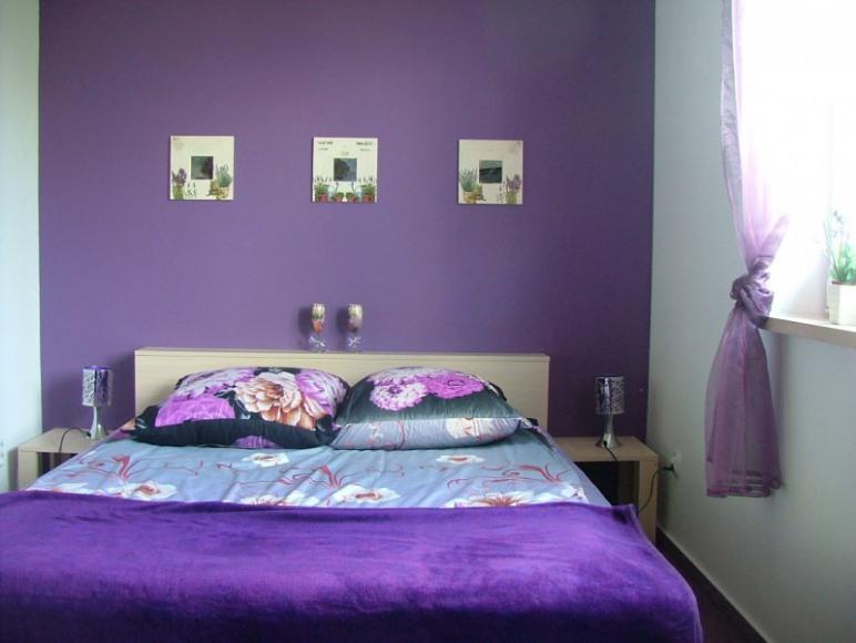 Pokój 4 osobowy Fioletowa Lawenda
