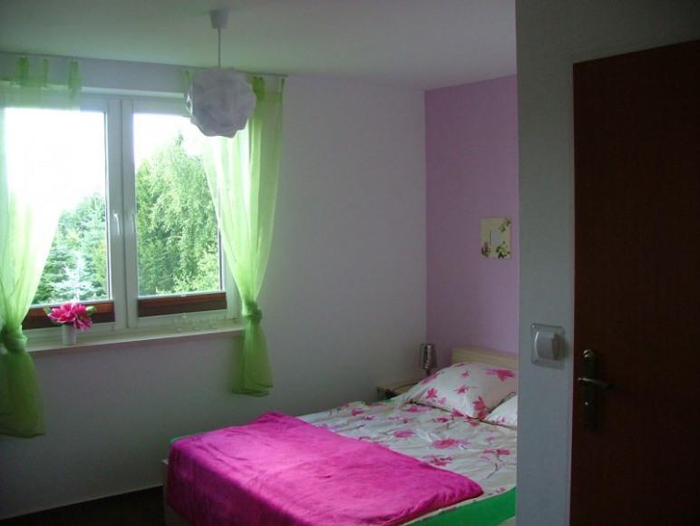 Pokój 4 osobowy Różowa Magnolia