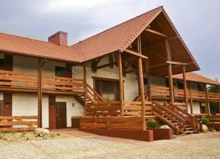 Ośrodek Konferencyjno-Rekreacyjny Osada Karbówko