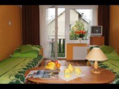 Pokoje gościnne w Grzybowie