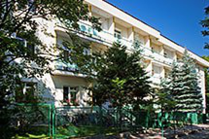 Sanatorium Jagiellonka