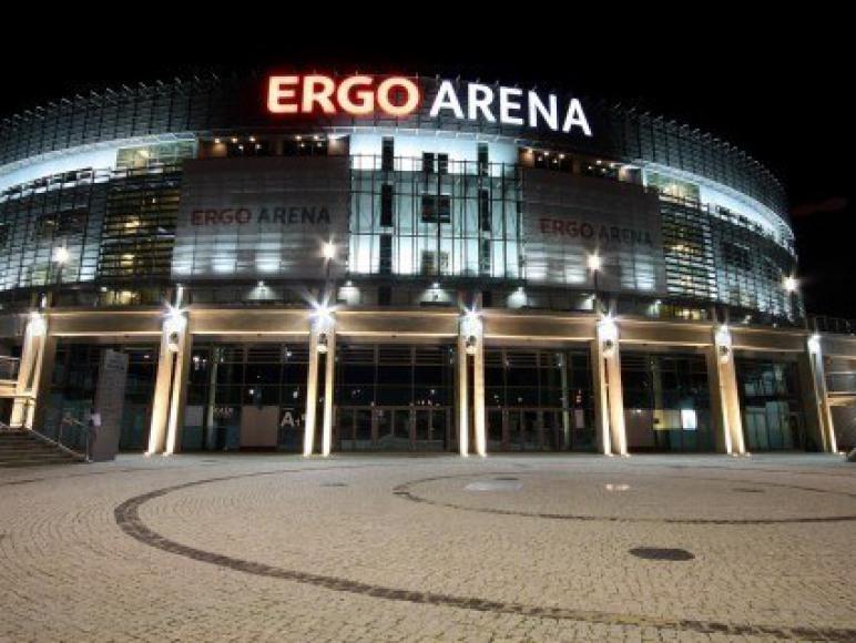 hala widowiskowo-sportowa Ergo Arena