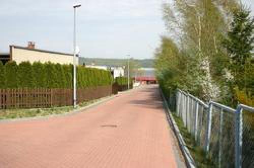 Domek nad Jeziorem Żarnowieckim