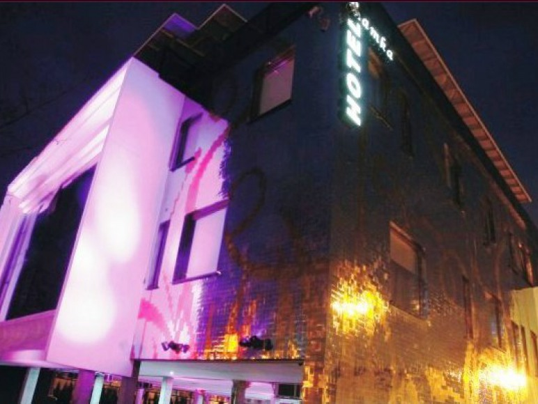 Hotel Ramka