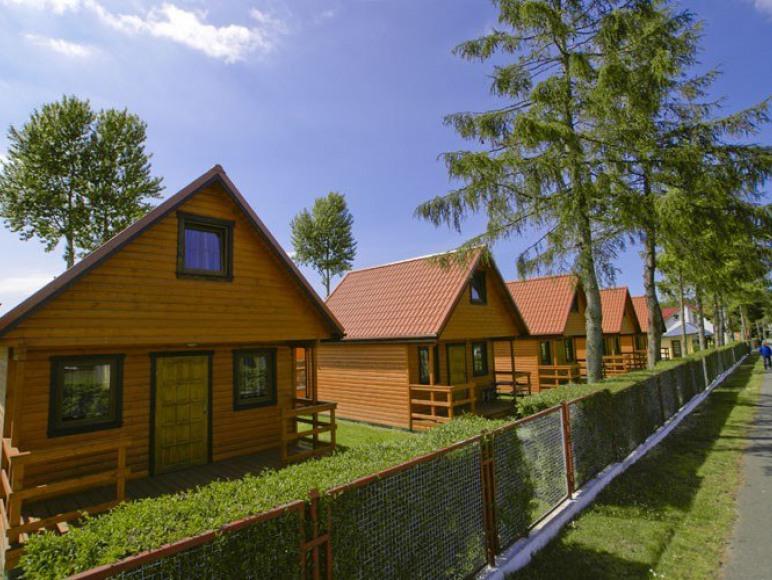Komfortowe domki drewniane
