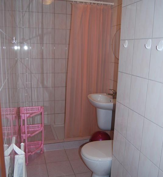 Łazienka- I piętro