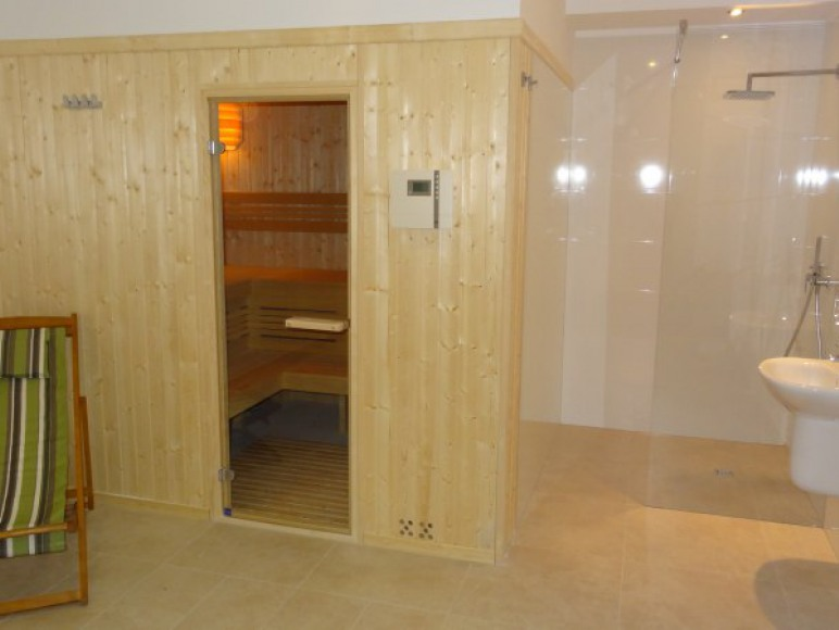 sauna fińska 6 osobowa