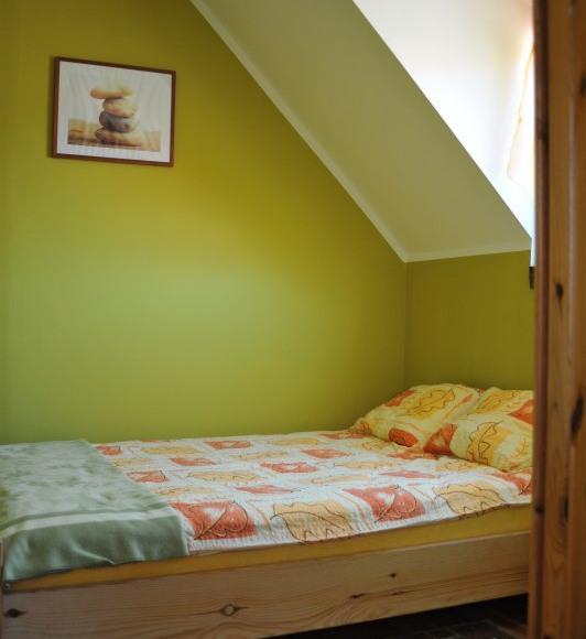 sypialnia domek 4=osobowy